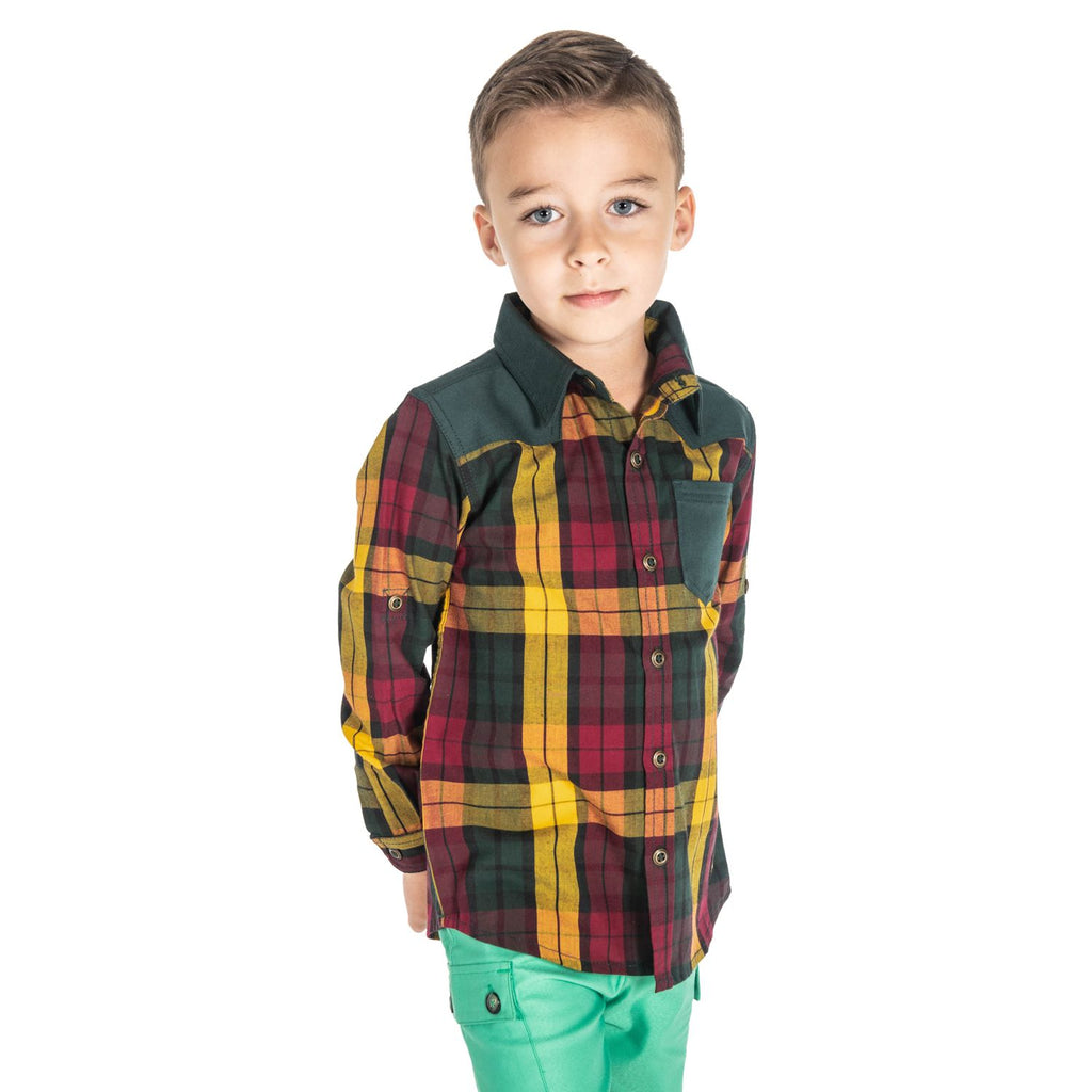 Lisbon Shirt for Boys