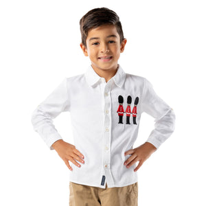 Soldier Shirt for Boys