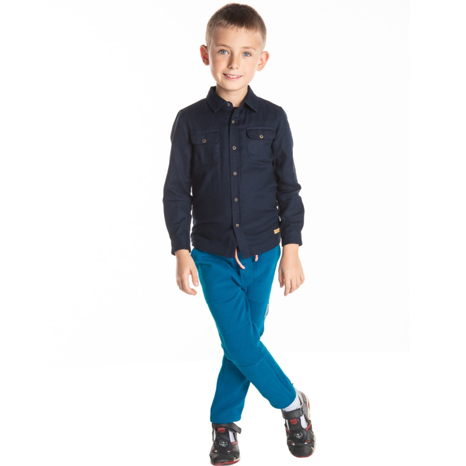 Walker Shirt for Boys