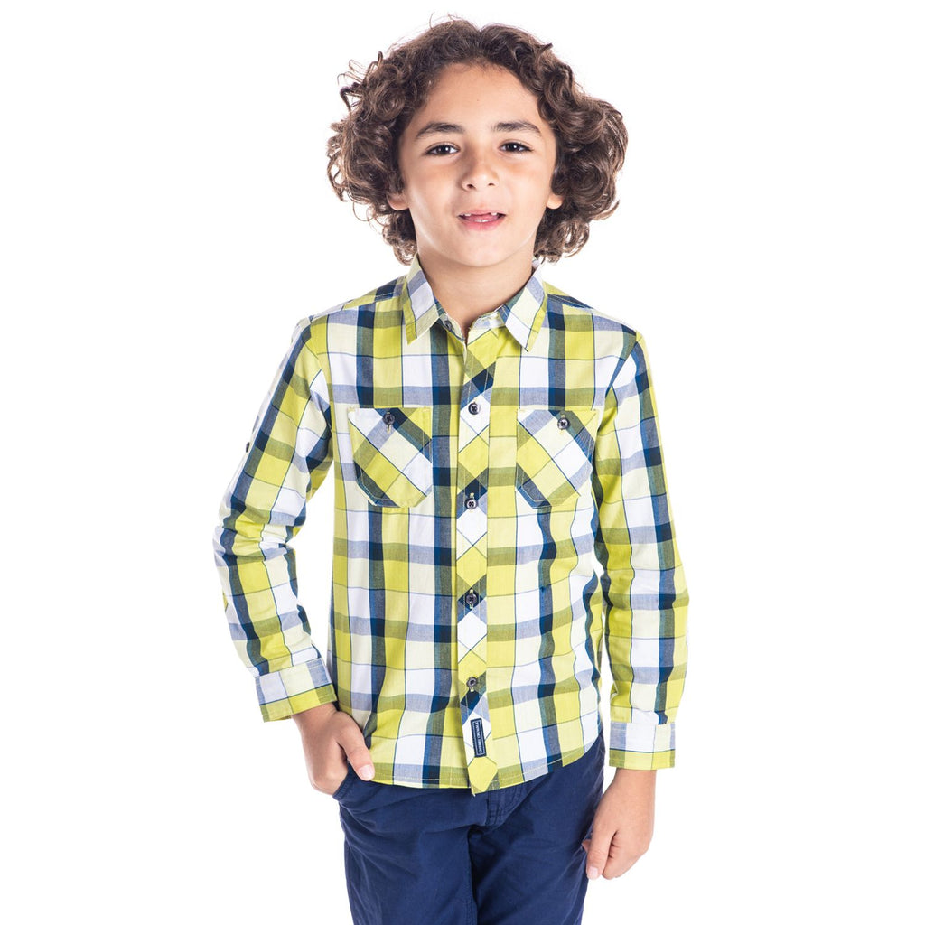 Crew Shirt for Boys