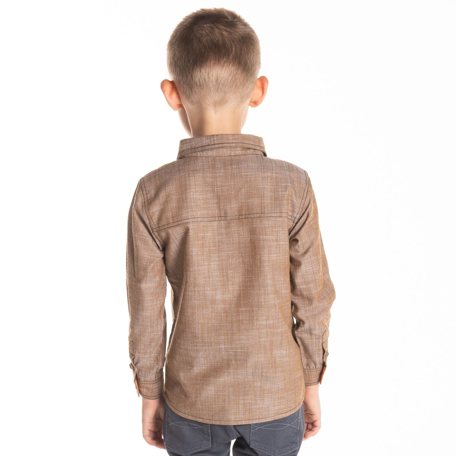 Disk Shirt for Boys