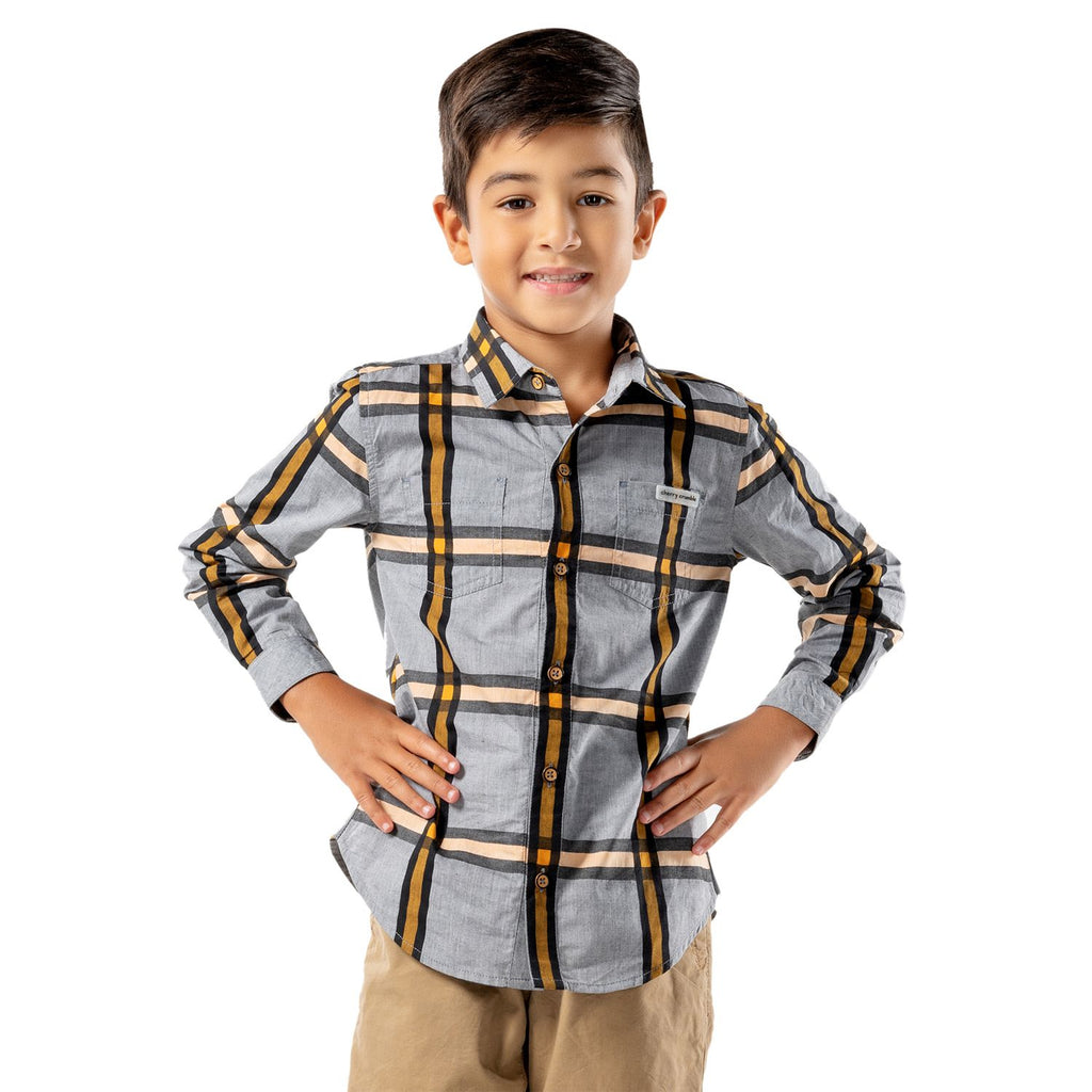 Punk Shirt for Boys