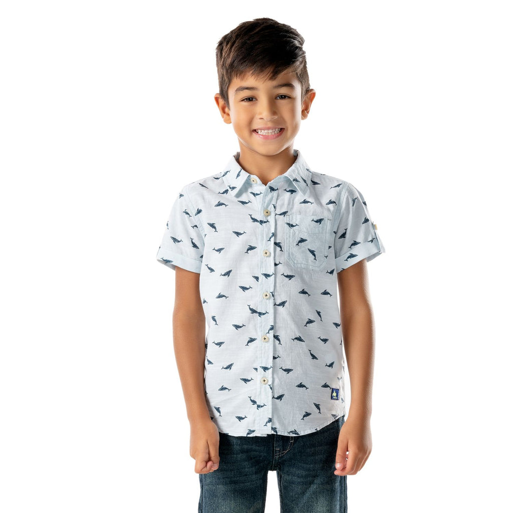 Beach Shirt for Boys