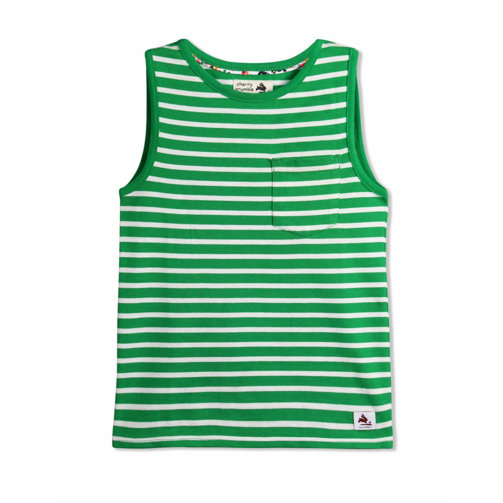 Essential Sleeveless Tee for kids