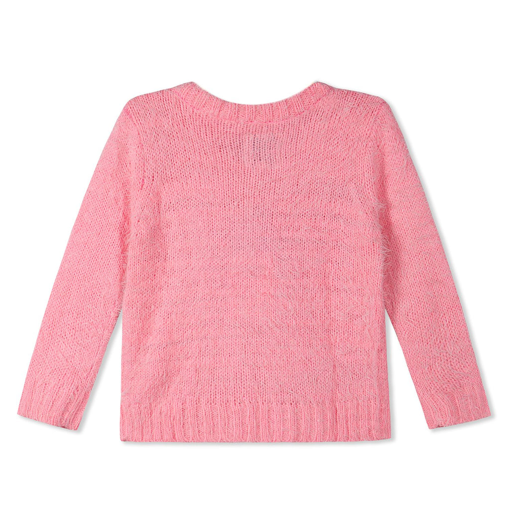 Premium Soft Furry Cardigan for Girls