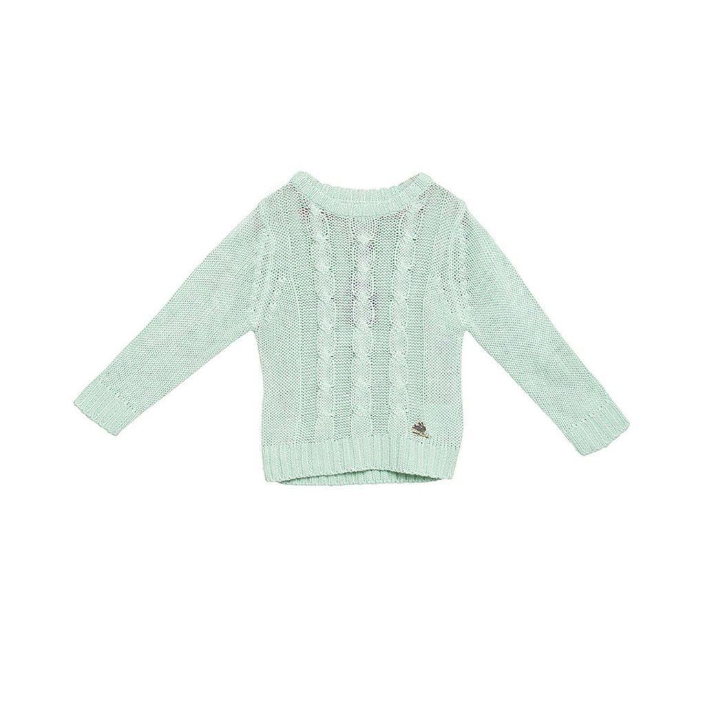 Premium Cable Knit Sweater for Boys