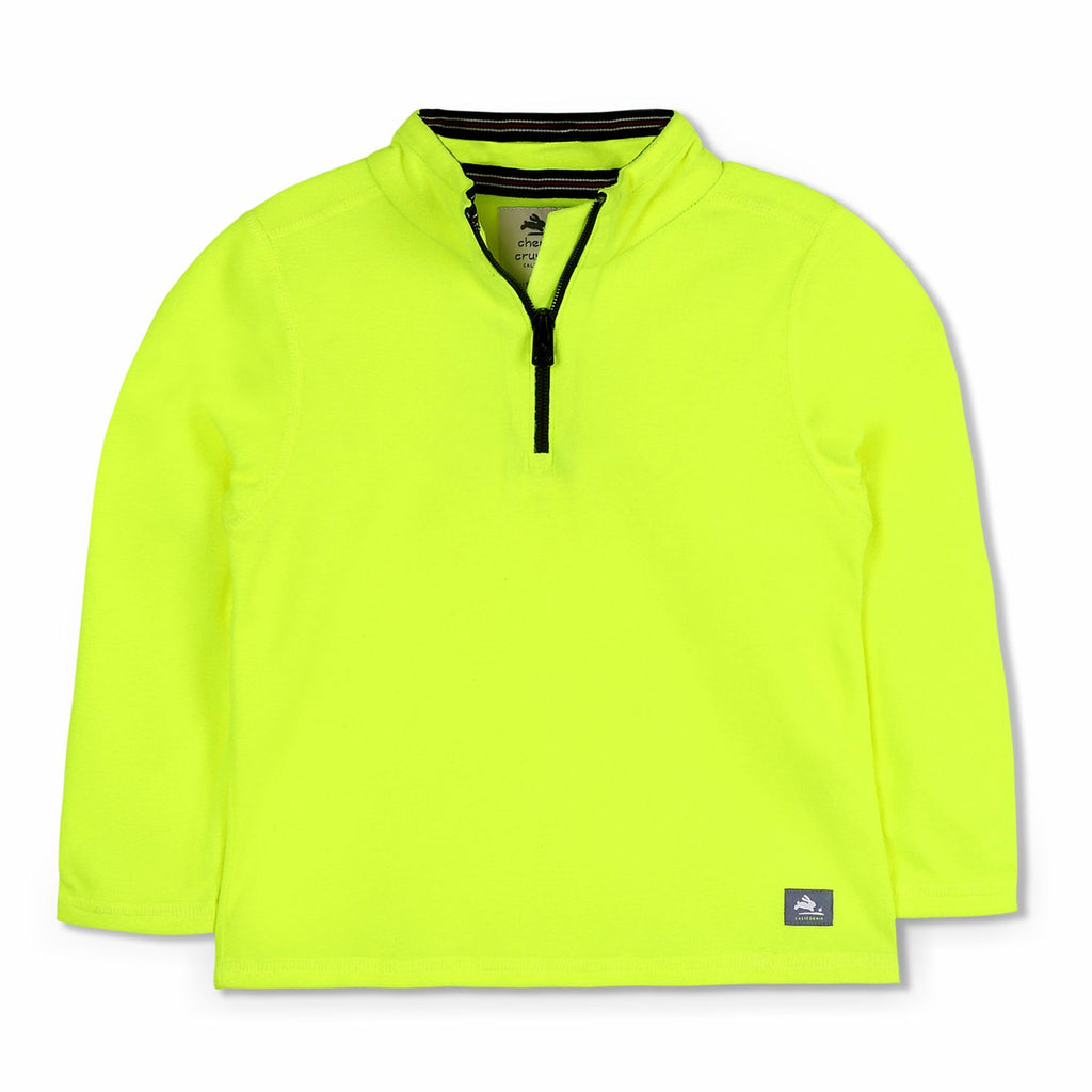 Half Zip Sweatshirt for Boys