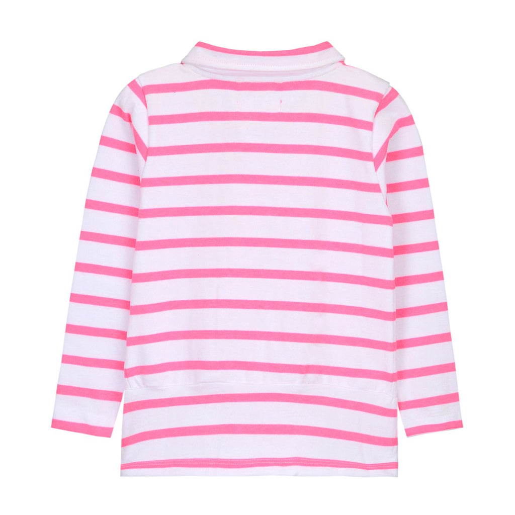 Gala Peplum Sweatshirt for Girls