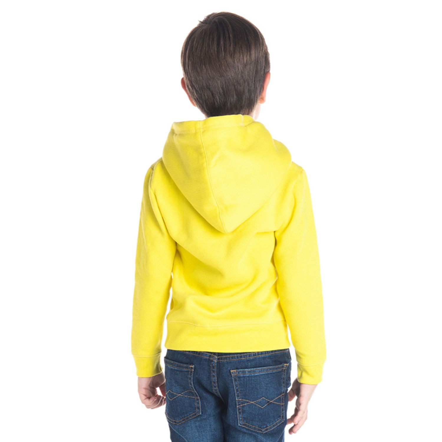 Sporty Helmet Sweatshirt for Boys