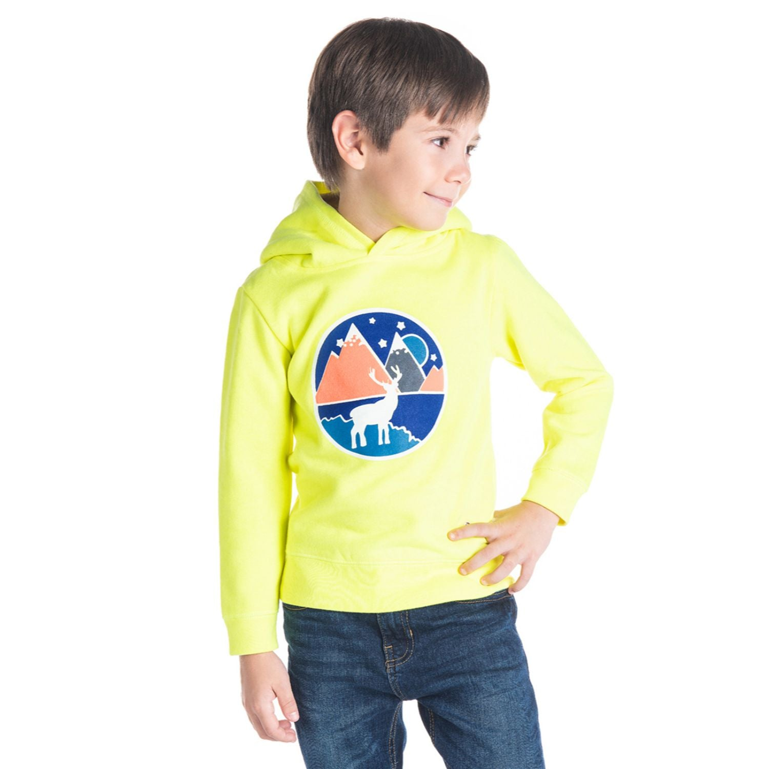 Mountain Sweatshirt for Boys