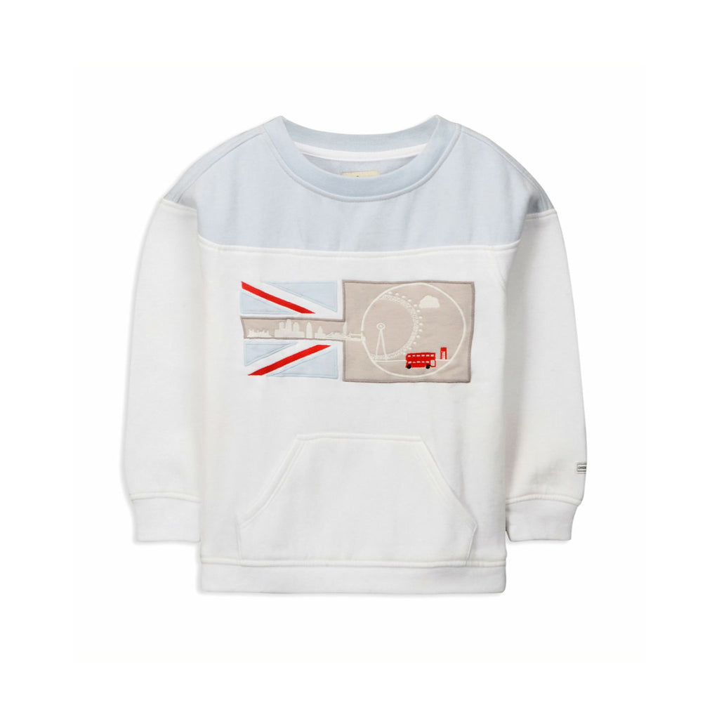 London Sweatshirt for kids