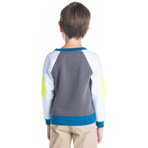 Sporty Sweatshirt for Boys