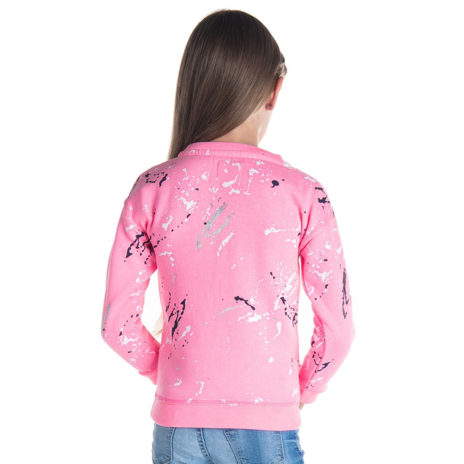 Paintball Sweatshirt for Girls
