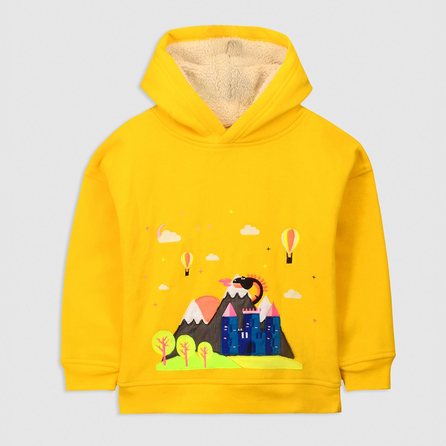 Paradise Sweatshirt for kids