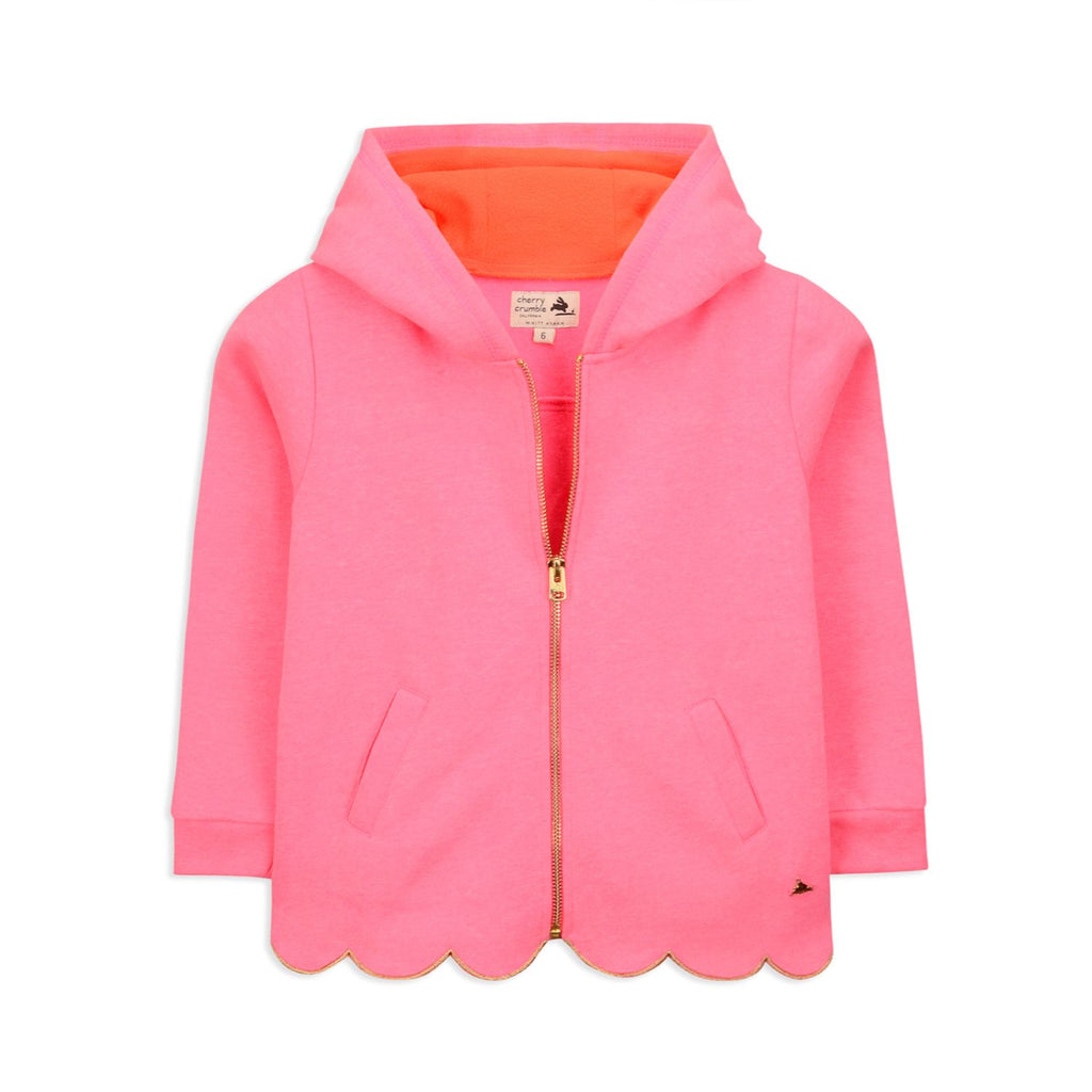 Twisted Sweatshirt for Girls