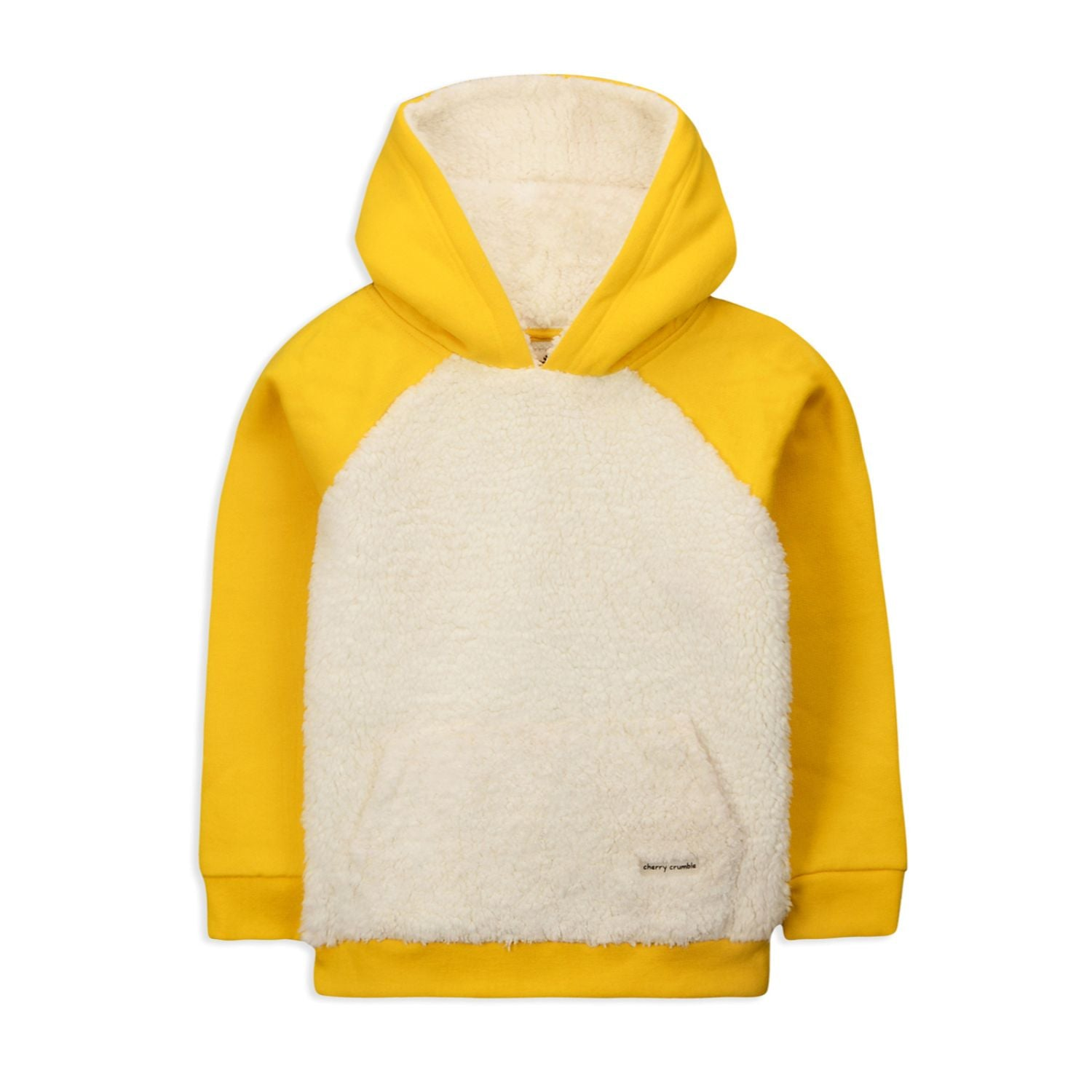 Sherpa Cosy Sweatshirt for kids