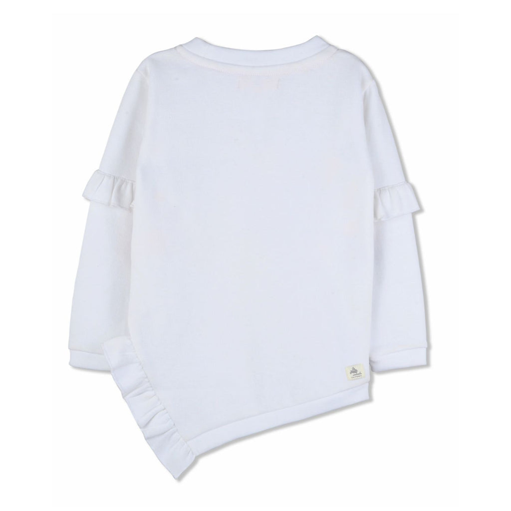 Long Sweatshirt for Girls