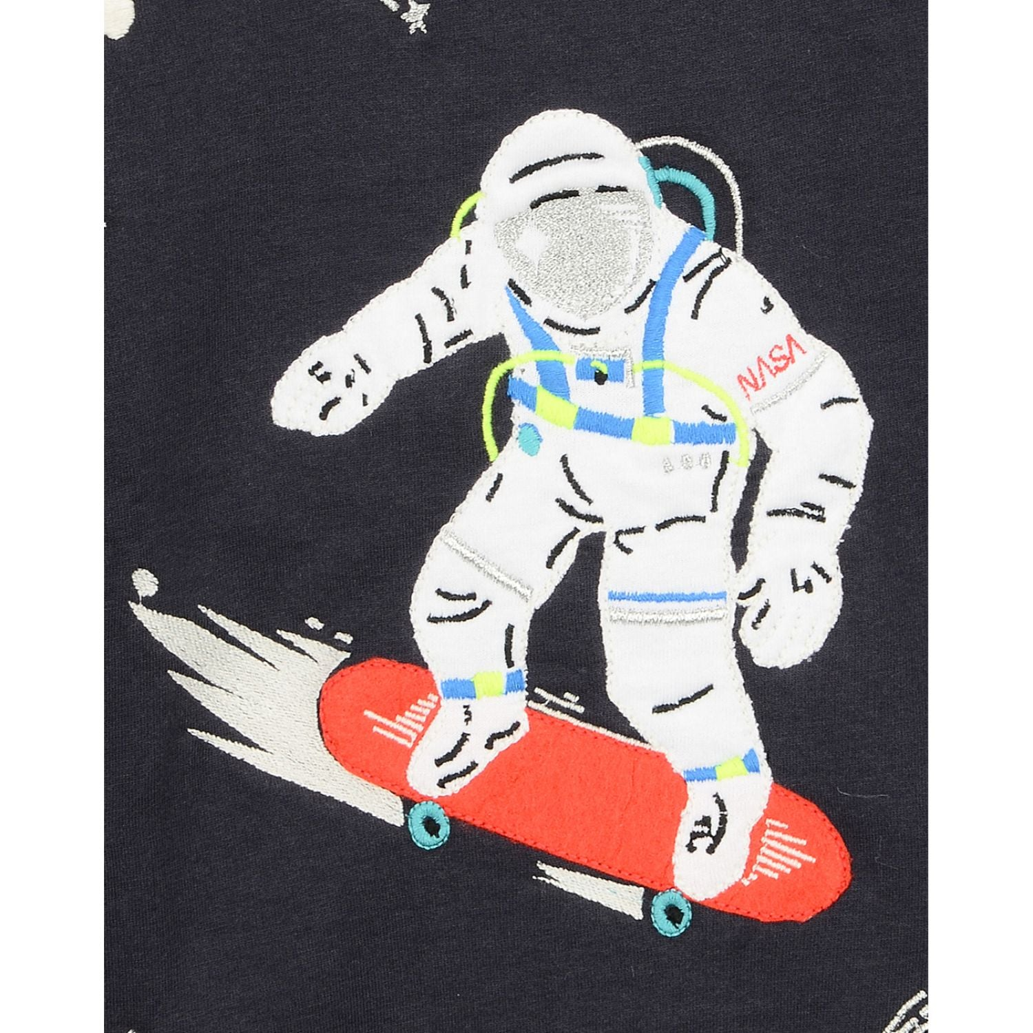 Skater astronaut Sweatshirt for kids