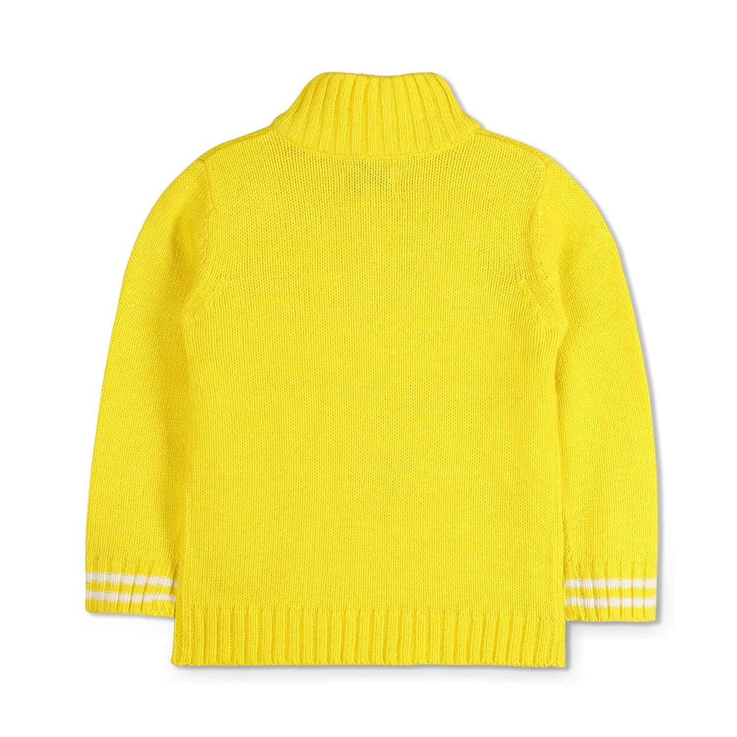 Sporty Half Zip Sweater for Boys