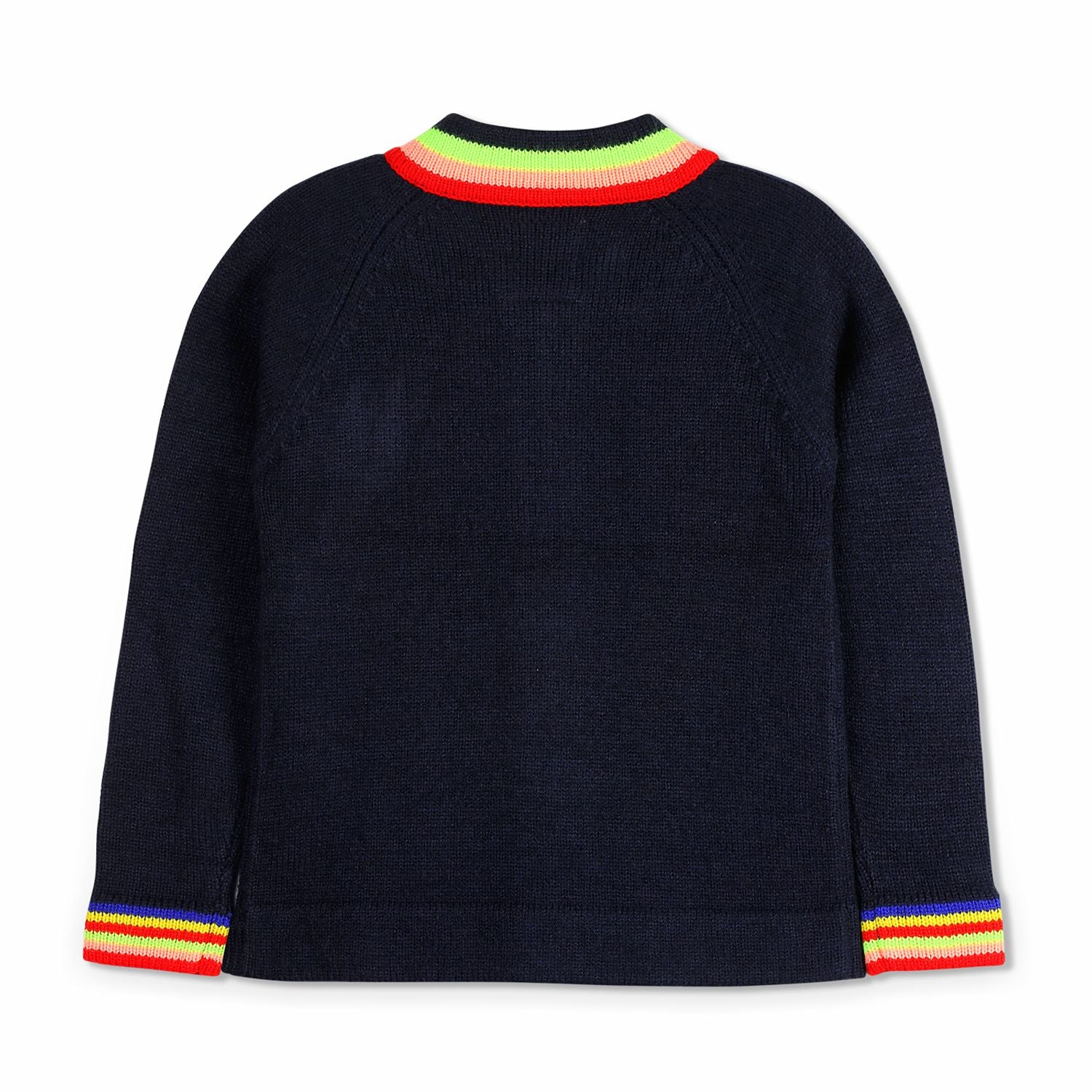 Stripe Knit Sweater for Boys