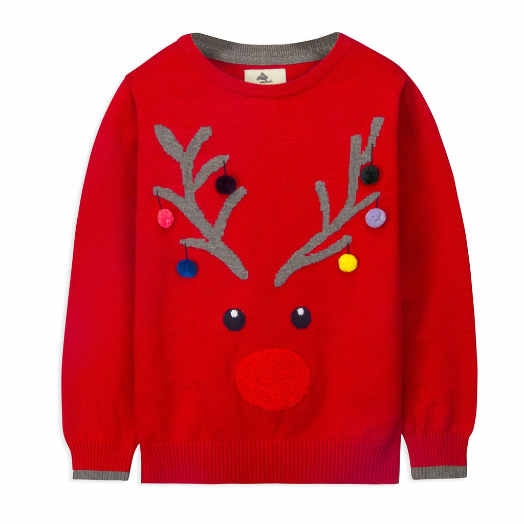 Deer Sweater for kids