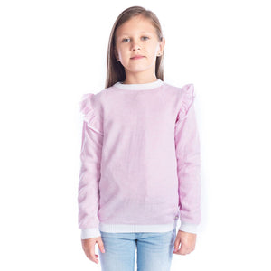 Frill Sweater for Girls