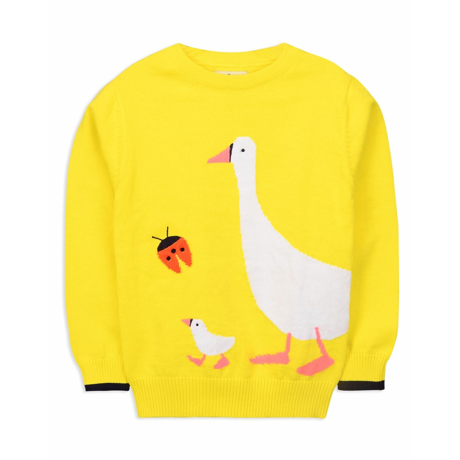 Quack Quack Sweater for Girls