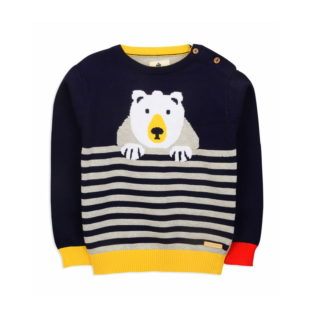 Big Bear Sweater for kids