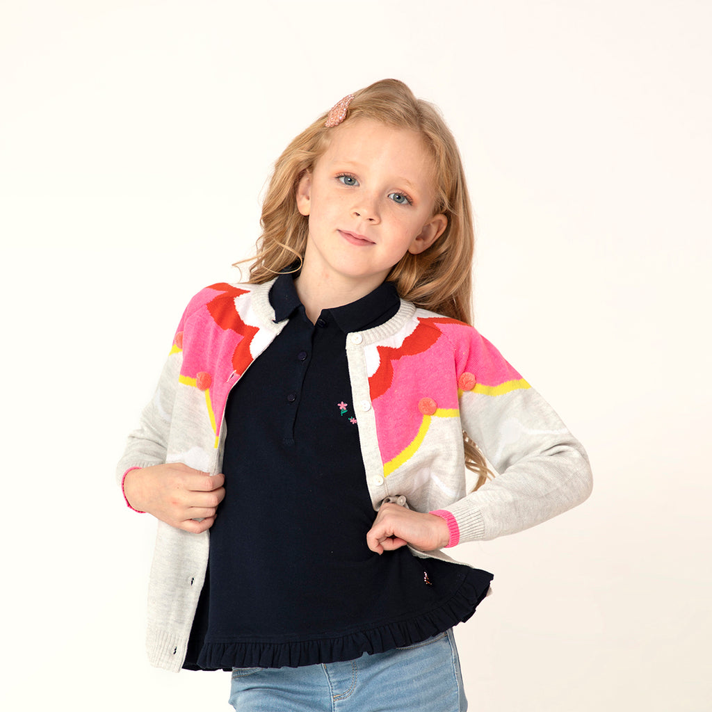 Strawberry Sweater for Girls