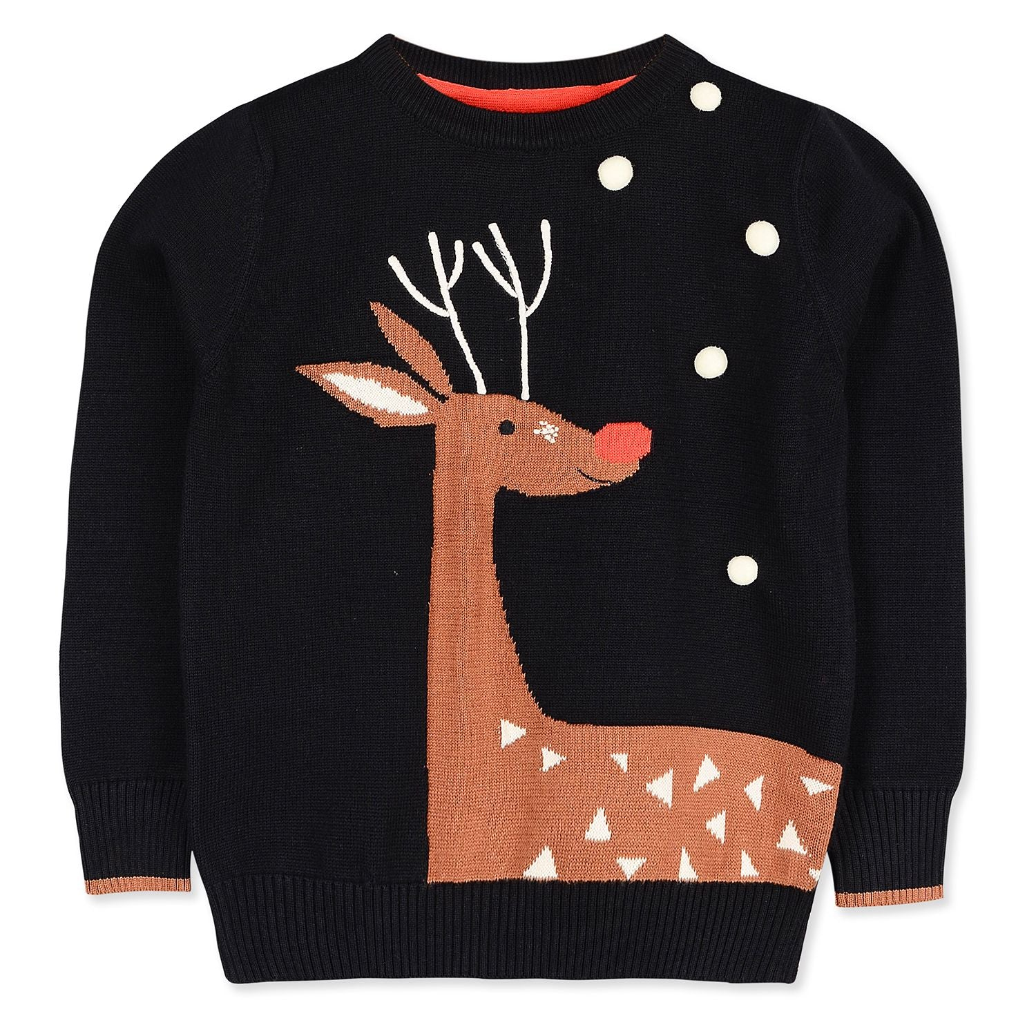 Cosy Holiday Sweater for kids