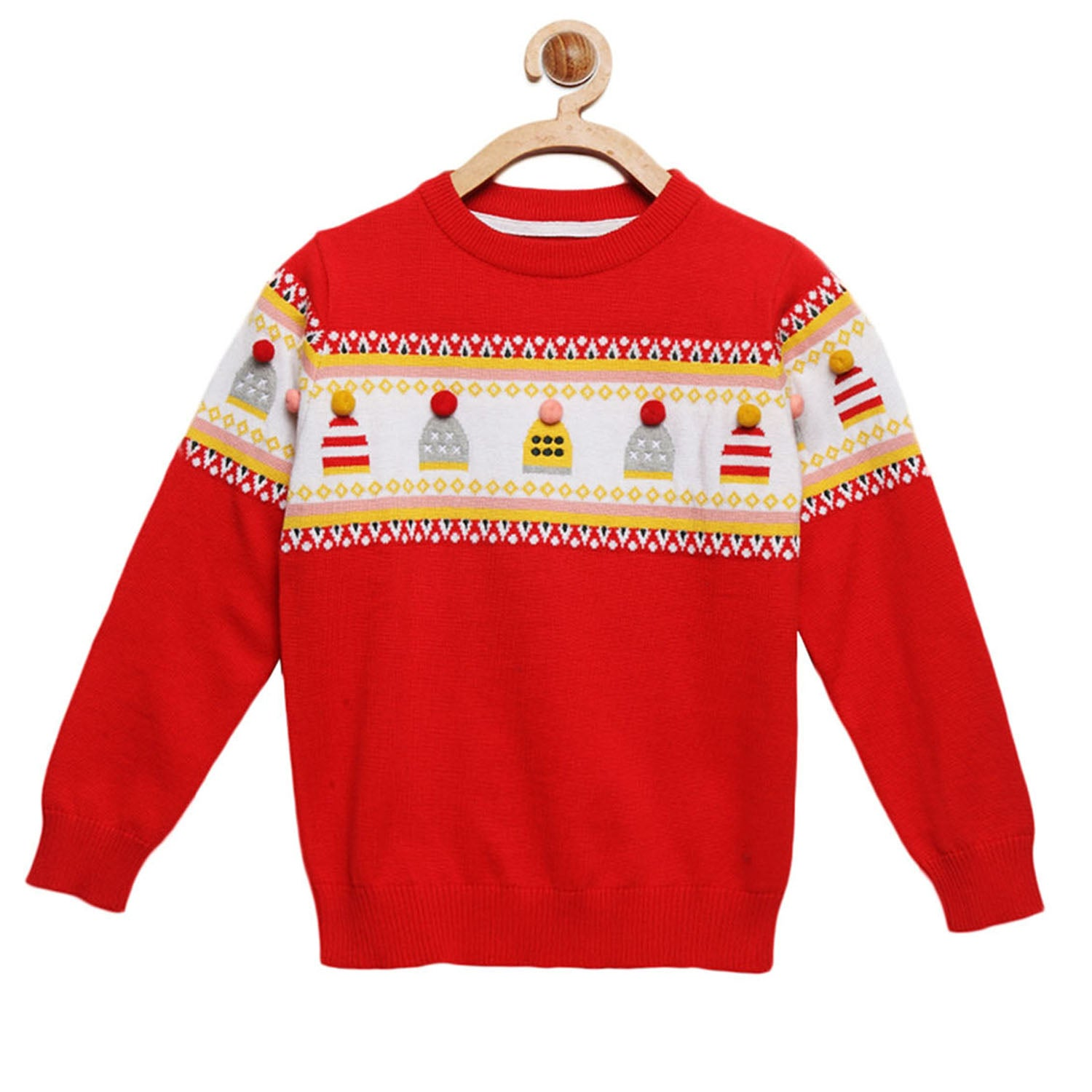 Winter Essential Sweater for Boys & Girls