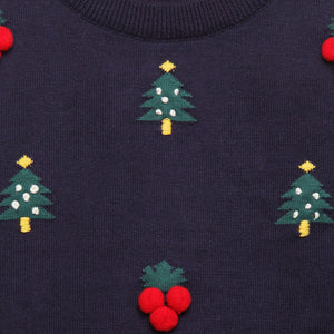 Cherry Bunch Sweater for Boys & Girls