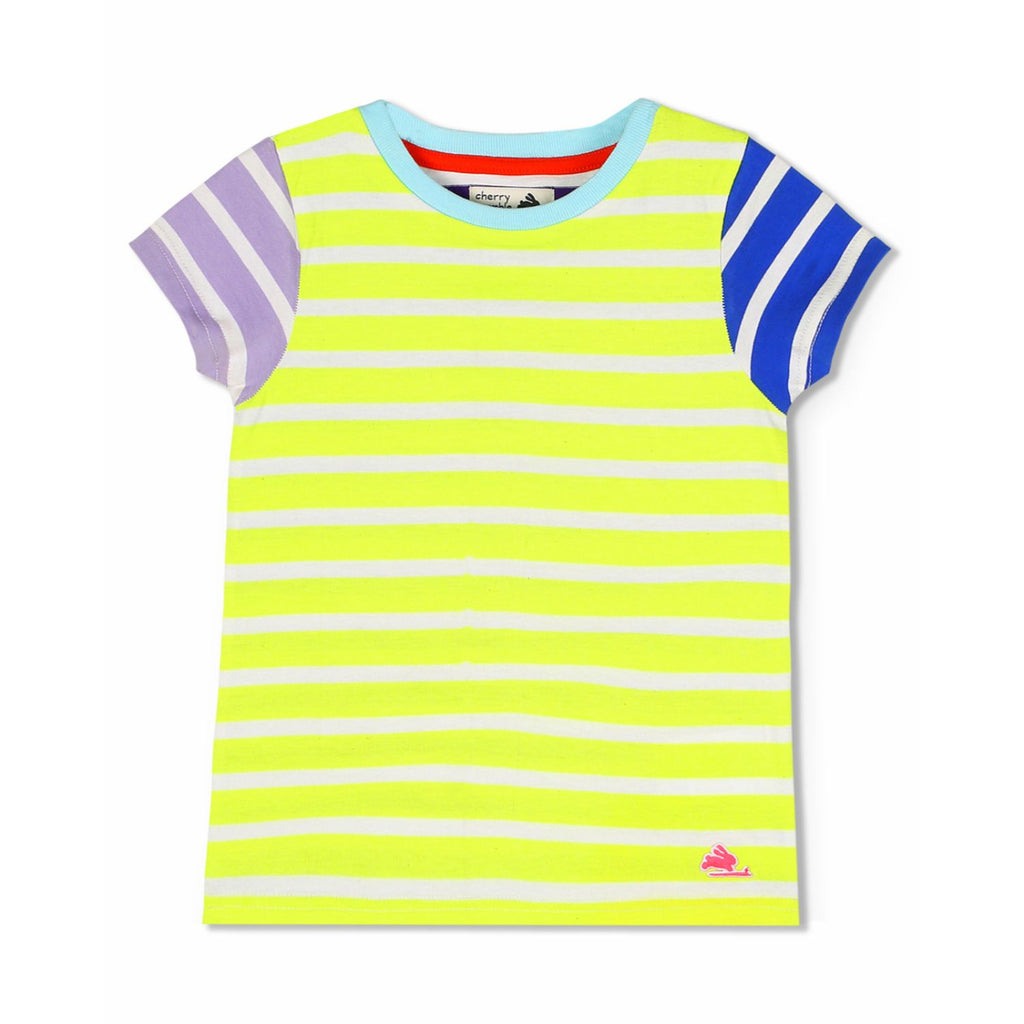 Bright Cut n Sew Tee for kids