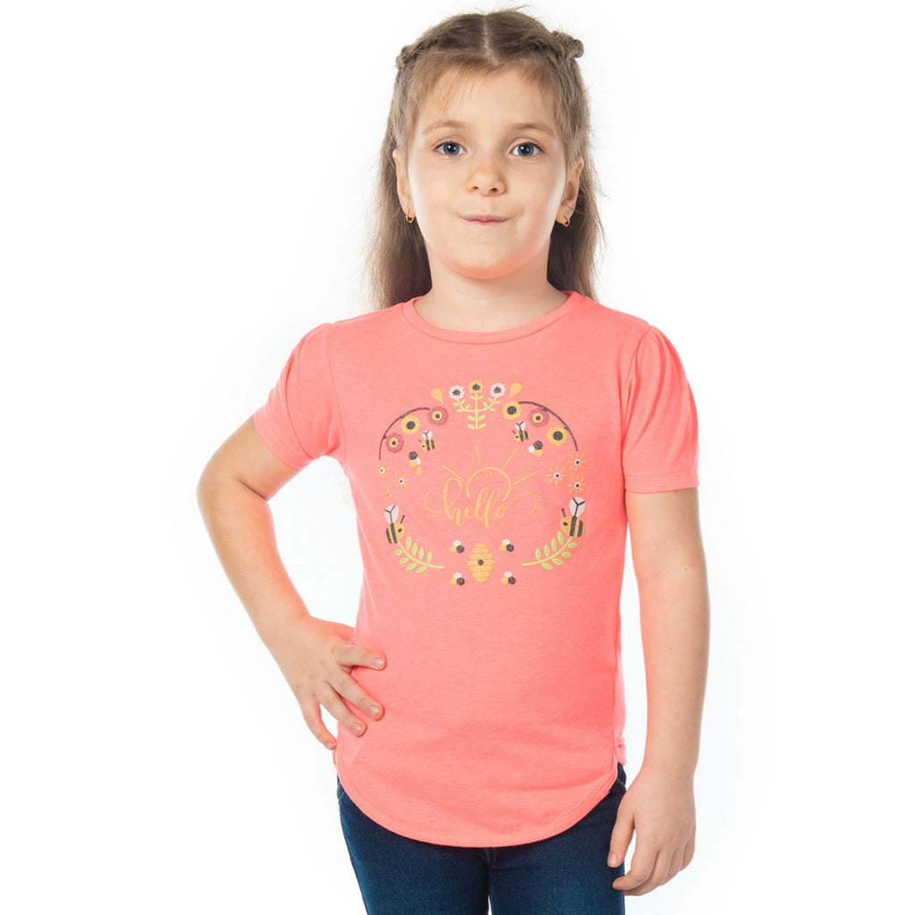 Syrupy Tee for Girls