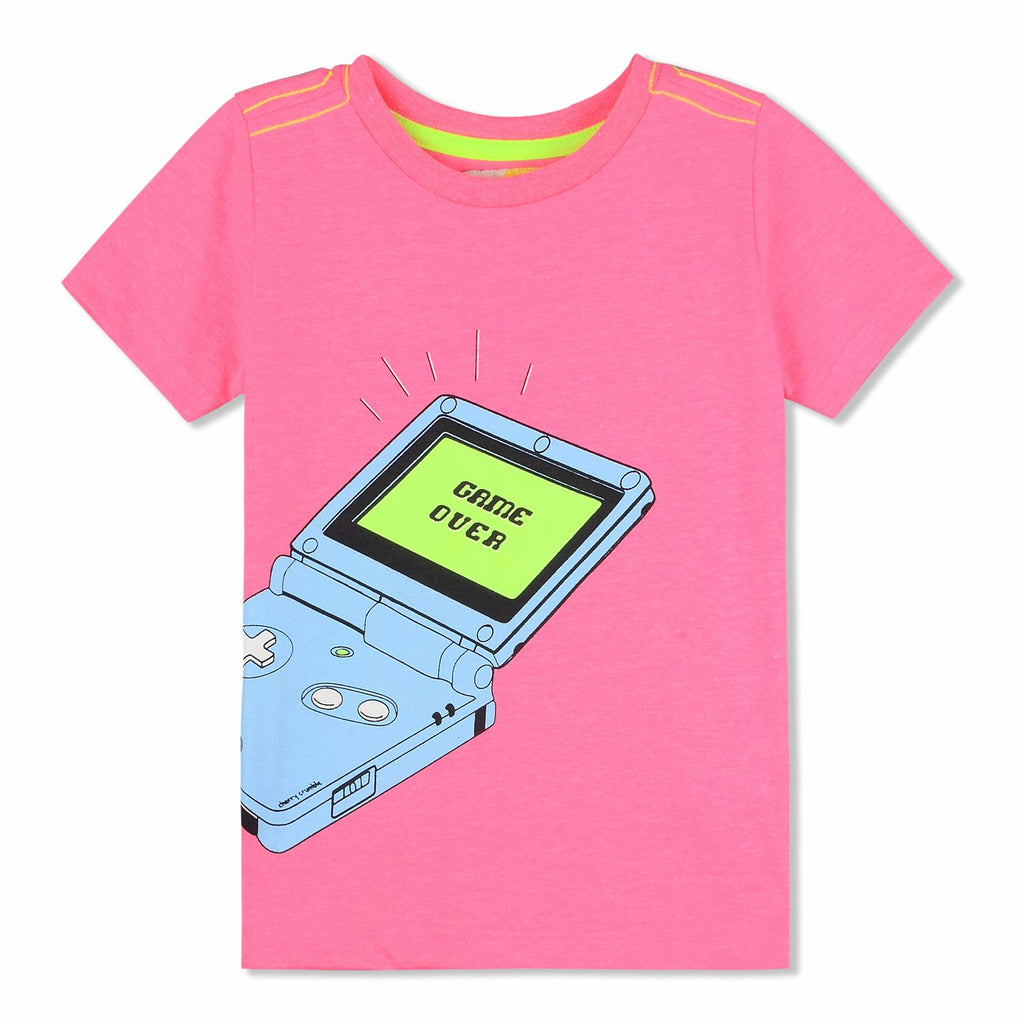 Gaming Printed Tee for kids