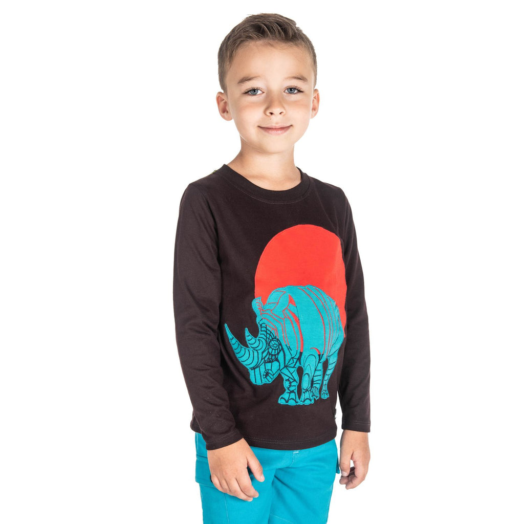 Rhino Tee for Boys