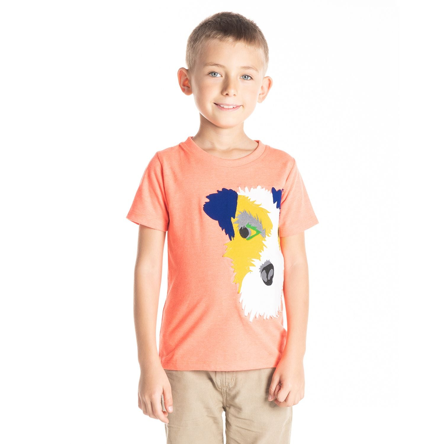 Roofy Tee for Boys