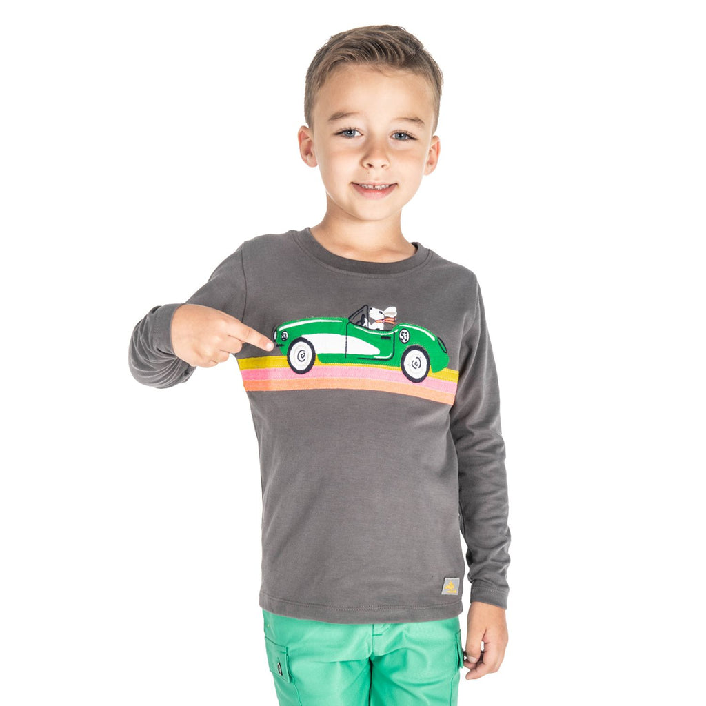 Rainy Tee for Boys