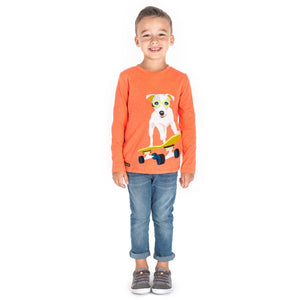 George Applique Tee for Boys