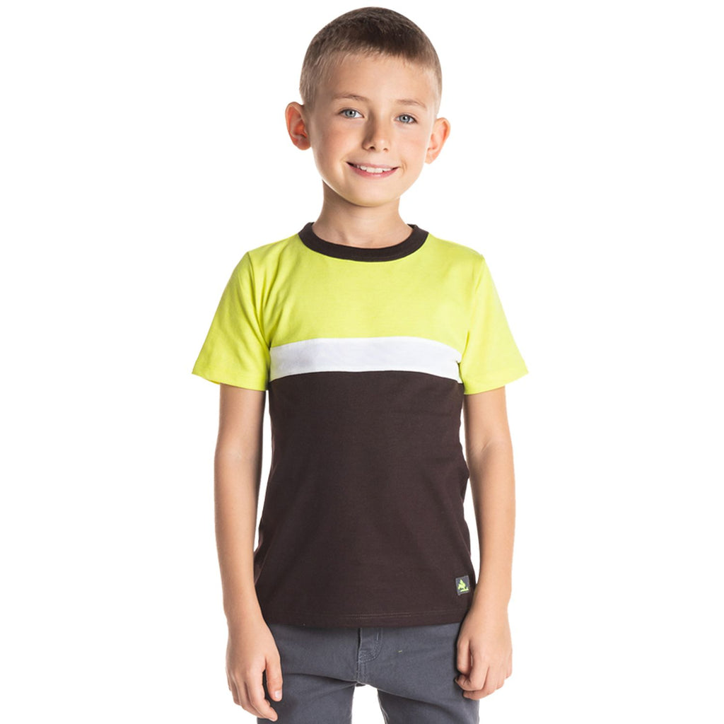 Spill Tee for Boys