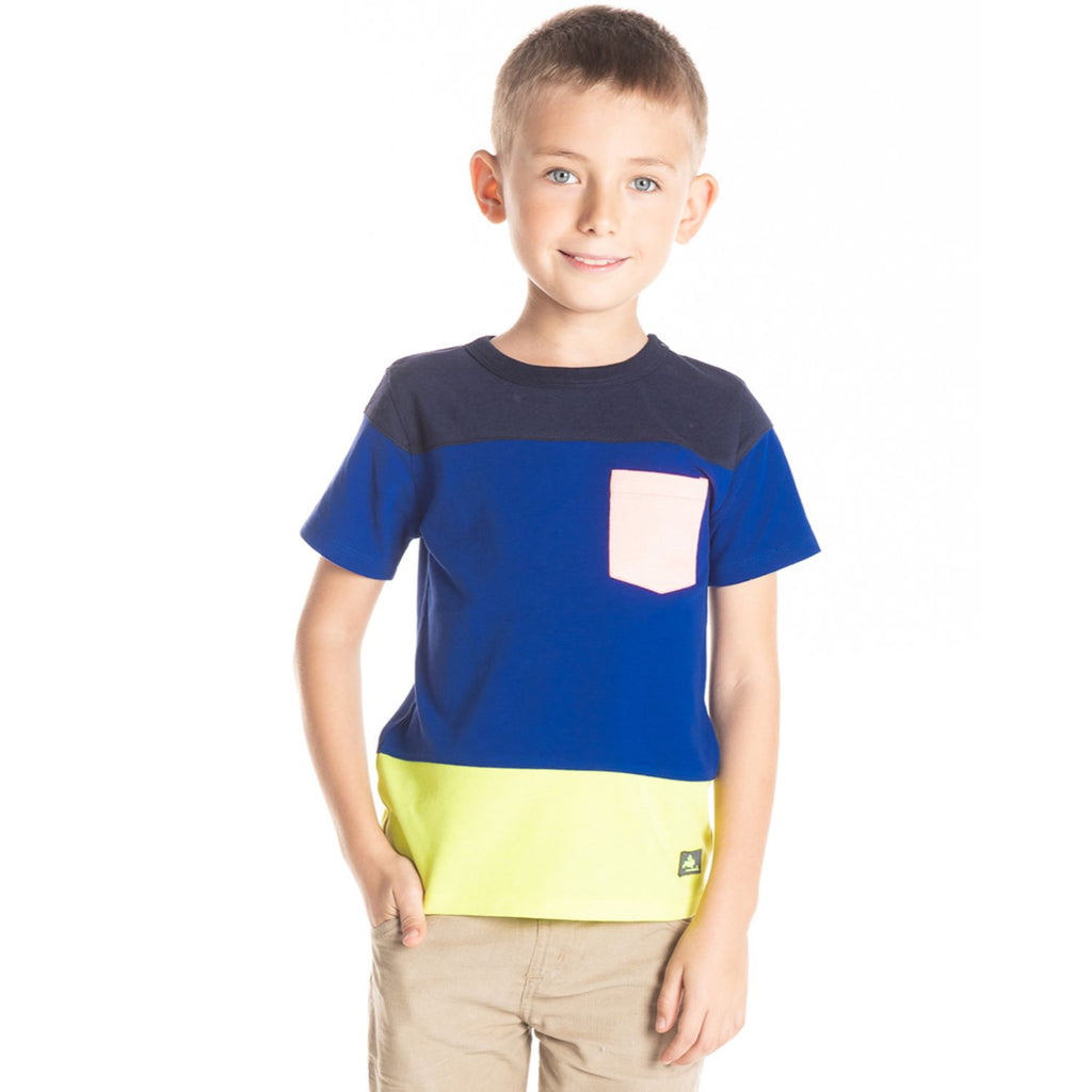 Coral Tee for Boys