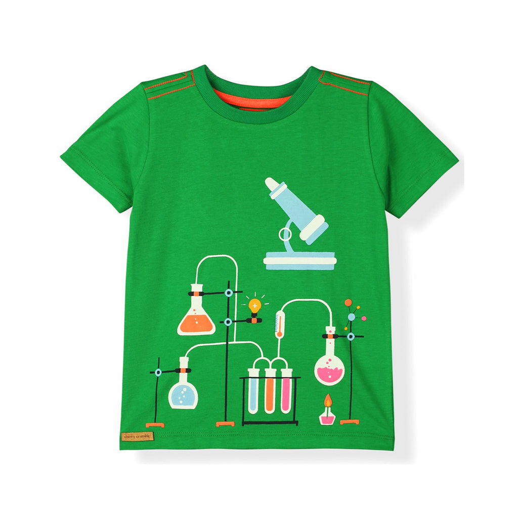 Lab Graphic Tee for kids