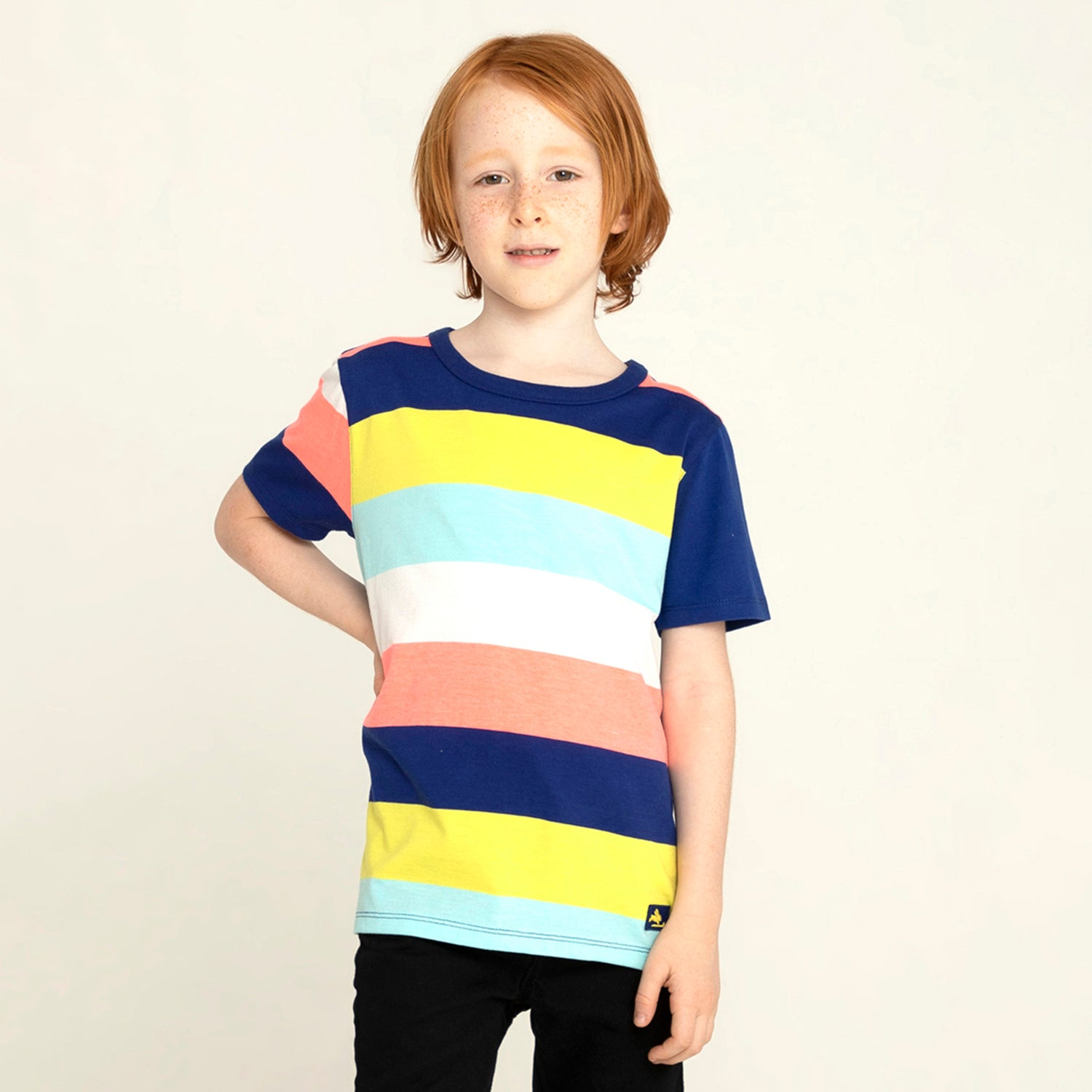 Stripy Tee for Boys