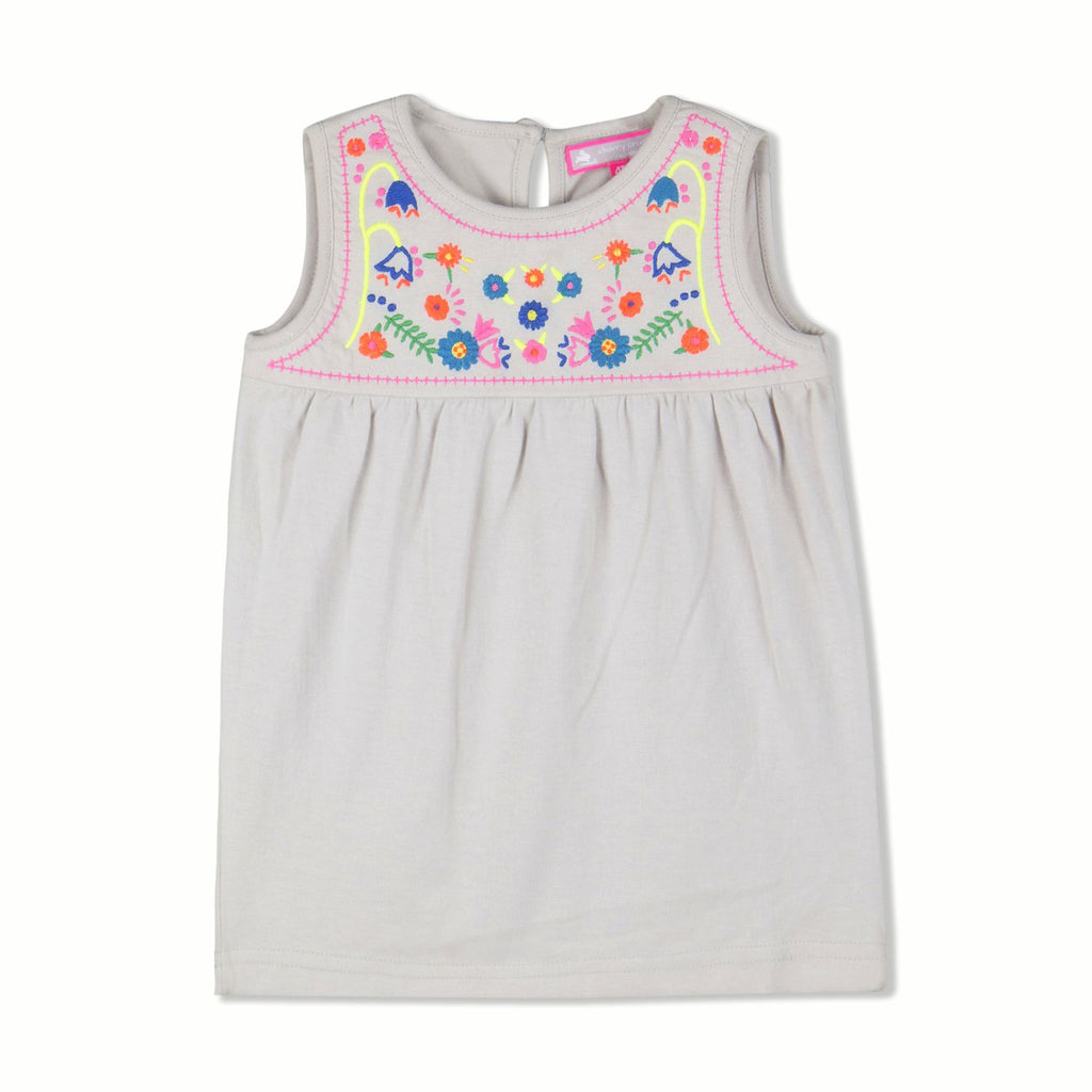 China Garden Top for Girls