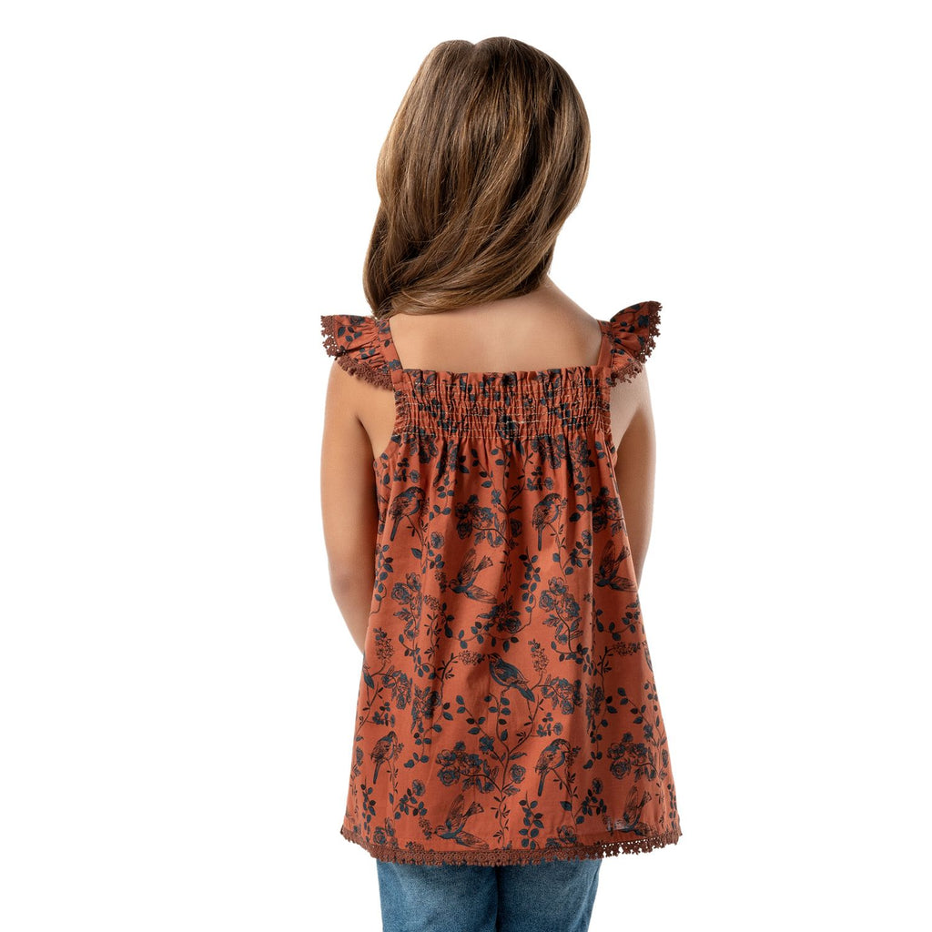 Niche Top for Girls