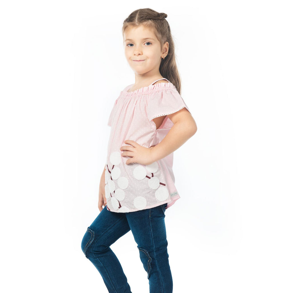 Kind Top for Girls