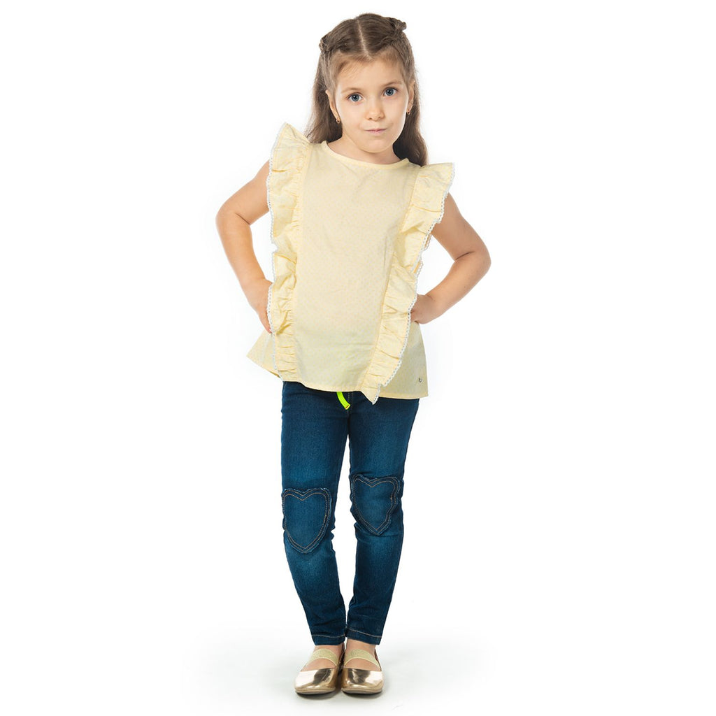 Summer Breeze Top for Girls
