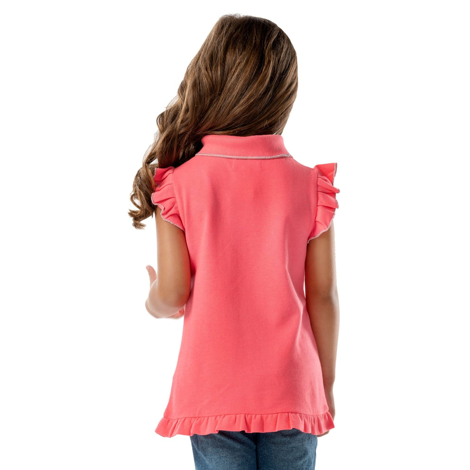 Blushing Top for Girls