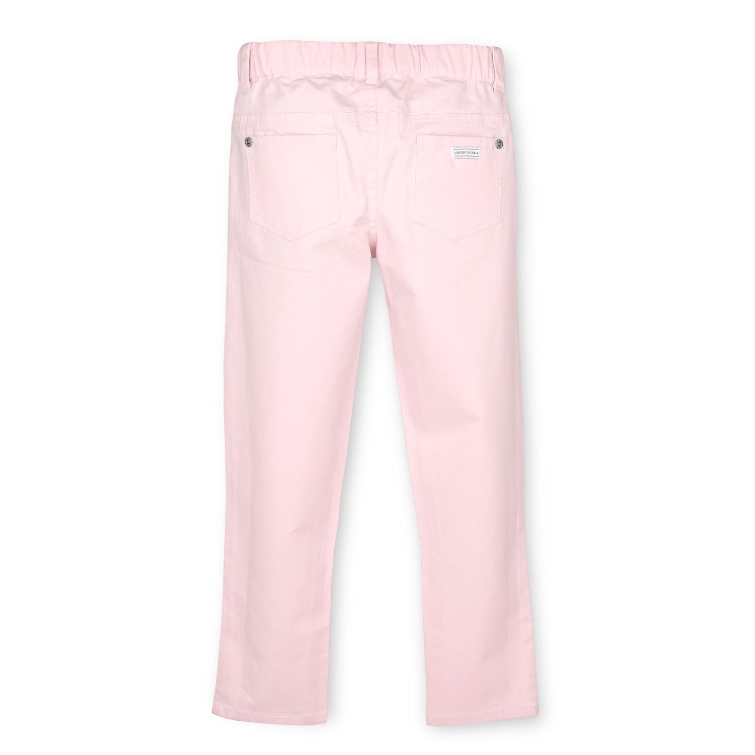 Soft Cotton Twill Chinos for Boys