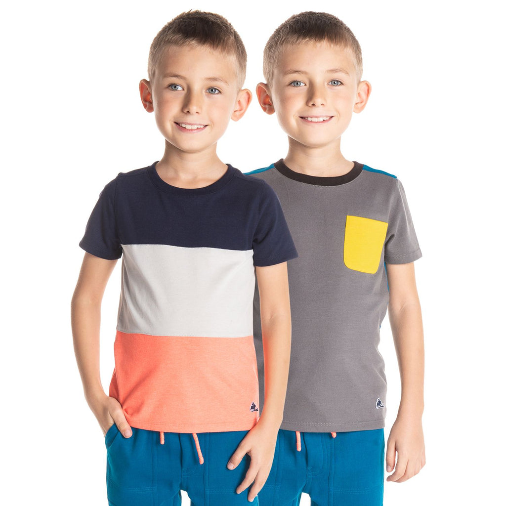 Quirky Tee Set for Boys